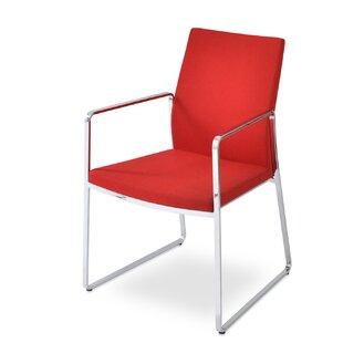 Pasha Slide Upholstered Dining Chair