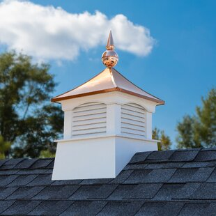 Coventry Vinyl Cupola With Finial By Good Directions