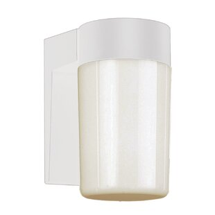 Great deal Metro 1-Light Outdoor Wall Lantern By TransGlobe Lighting