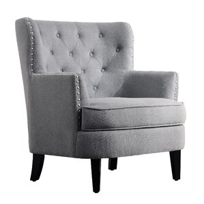 Marvelous Chrisanna Wingback Chair