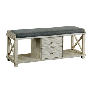 Cartert Storage Entryway Bench by Gracie Oaks
