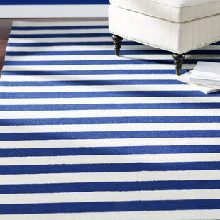 Suffield Navy/Cream Indoor/Outdoor Area Rug