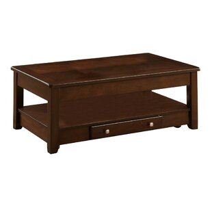 Affordable Bellin Wooden Coffee Table by Canora Grey