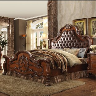 Astoria Grand Rangely Upholstered Panel Bed