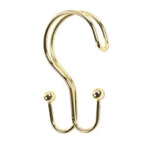 Gold Shower Hooks