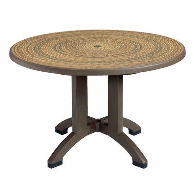 Strange Elgin Plasticresin Dining Table Bay Isle Home Machost Co Dining Chair Design Ideas Machostcouk