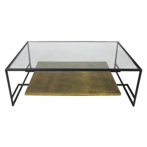 Old Down Coffee Table