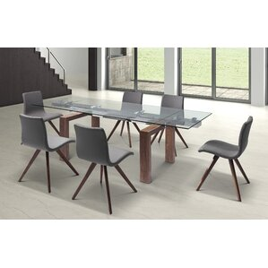 Isidore Extendable Dining Table by Brayde..