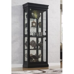 Louie Curio Cabinet by Classic Flame