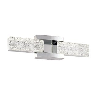 Coupon Sofia 1-Light LED Bath Bar By Modern Forms