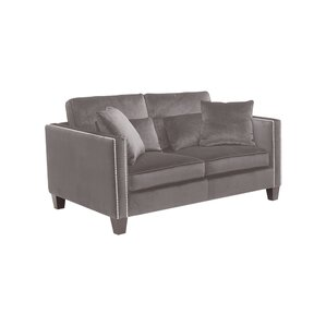 5West Cathedral LoveSeat by Sunpan Modern