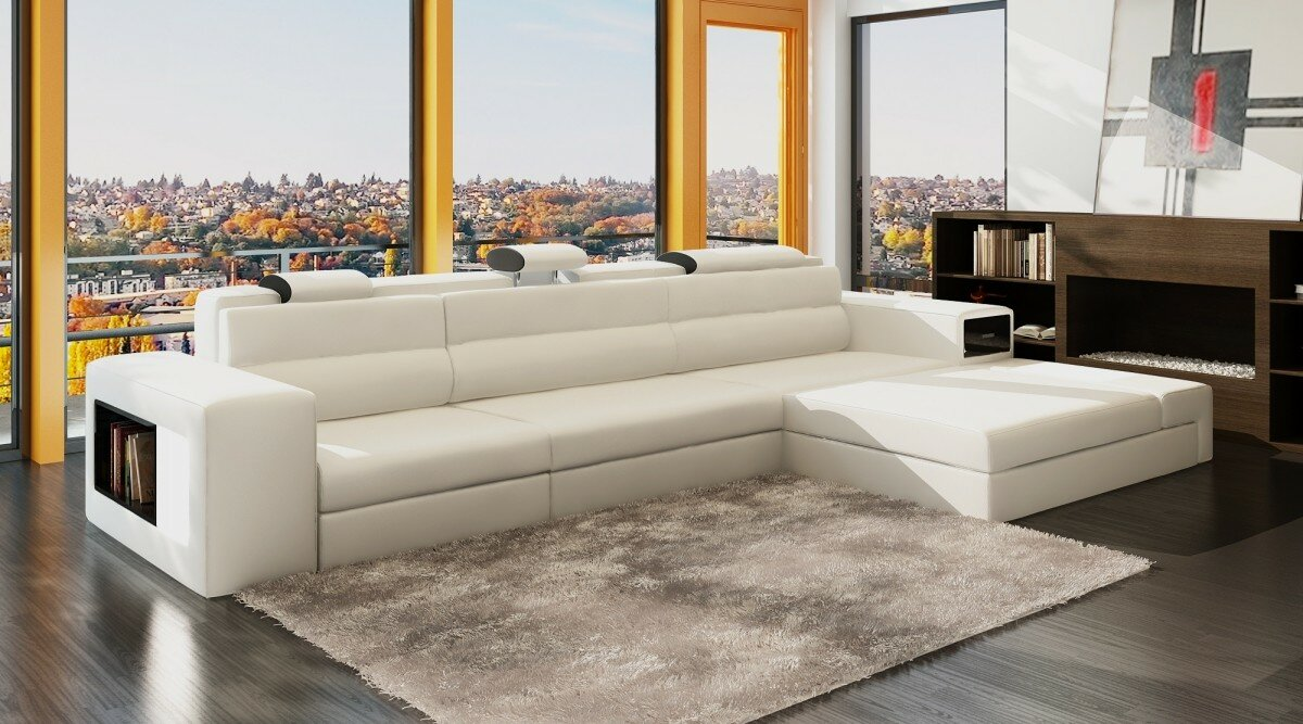 Captivating ... Ashley Furniture West Palm Beach By Hokku Designs Ashley Esmarelda  Sectional U0026 Reviews Wayfair ...