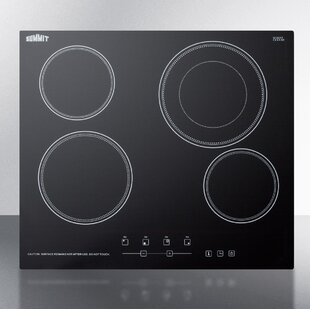 24 inch  Electric Cooktop with 4 Burners