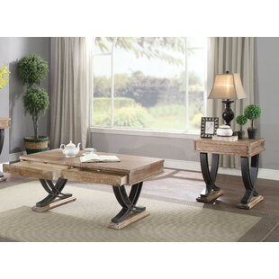 Lolotoe Living Room 2 Piece Coffee Table Set by Millwood Pines