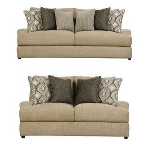 Annica 2 Piece Living Room Set by Red Barrel Studio