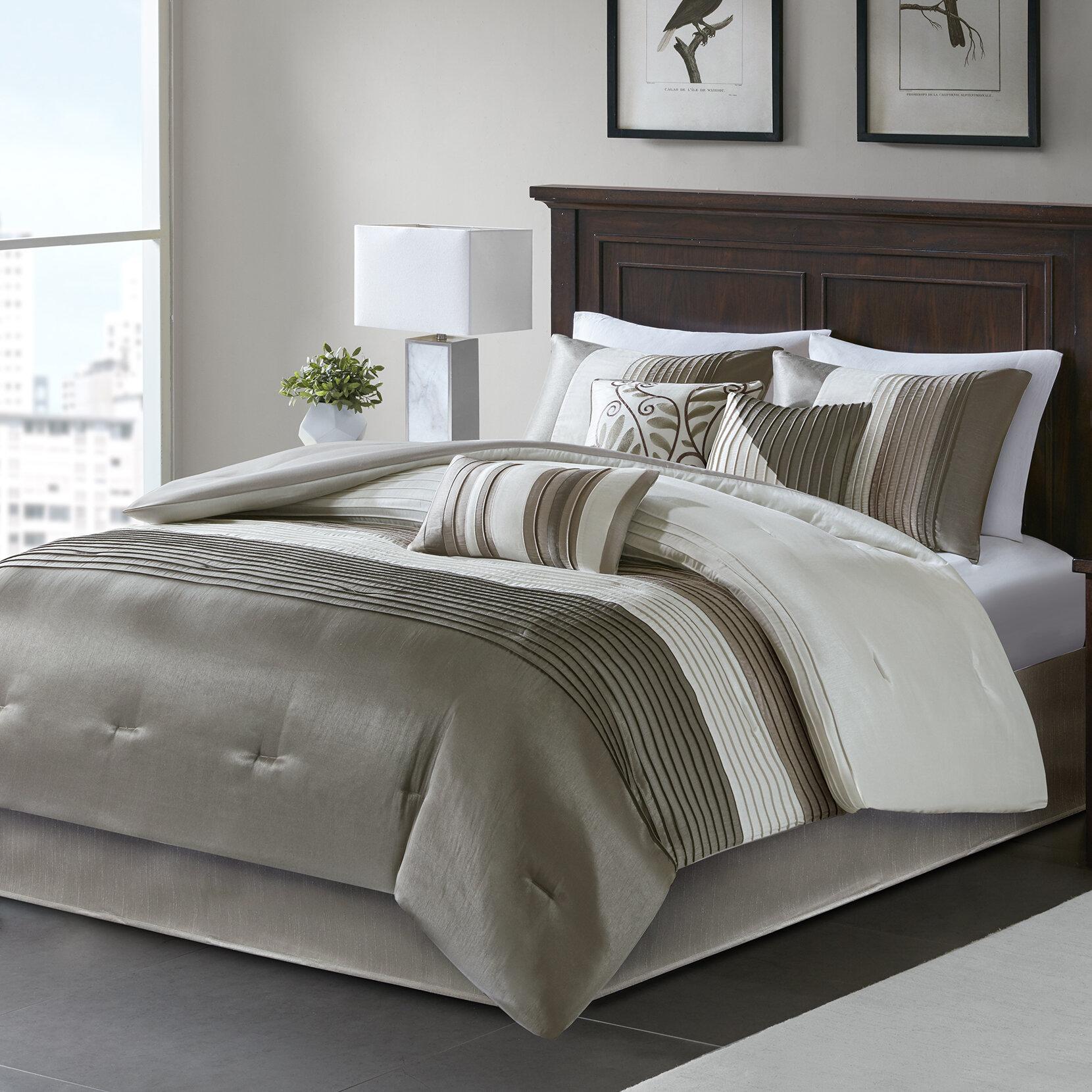 Brown Queen Comforters Sets You Ll Love In 2020 Wayfair