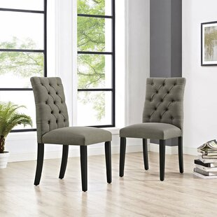 Pfister Upholstered Dining Chair (Set of 2)