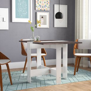 Astrid Foldable Dining Table by Turn on the Brights