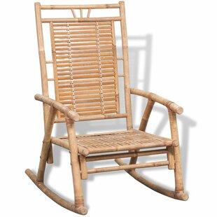 Saint Croix Rocking Chair By Bay Isle Home