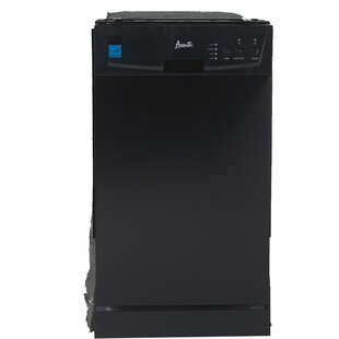 18 Built-In Dishwasher by Avanti Products