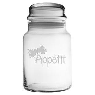 Bone Appetit Apothecary Jar