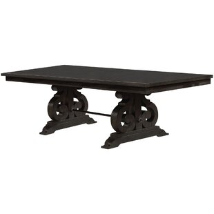 Aldana Solid Wood Dining Table by One Allium Way