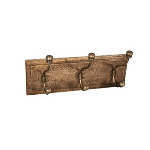 Fraser Wall Mounted Coat Rack By Borough Wharf