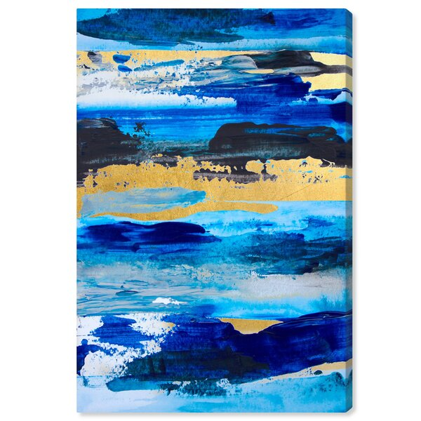 Highland Dunes To The Sea Ii Wrapped Canvas Painting Print Wayfair