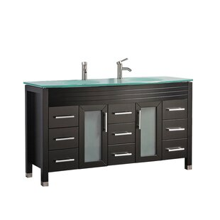Pratt Modern 63 Double Bathroom Vanity Set by Orren Ellis