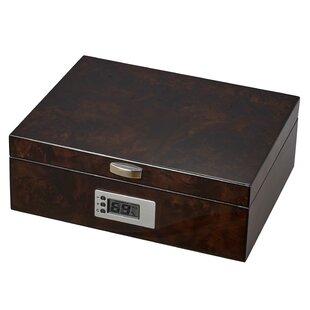 Cigar Humidor End Table Wayfair
