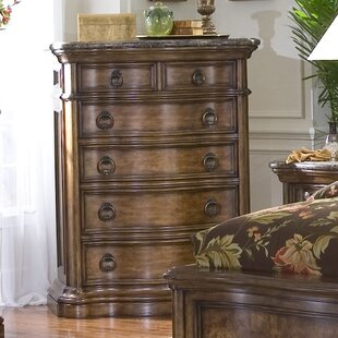 Jonesville 5 Drawer Standard Dresses/Chest by Astoria Grand