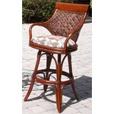 Valenzuela 30 Swivel Bar Stool by Bayou Breeze