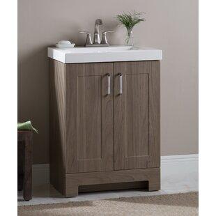Wayfair 24 Inch Modern Contemporary Bathroom Vanities You Ll Love In 2021