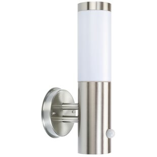 Hobson LED Outdoor Sconce By Sol 72 Outdoor