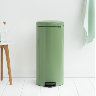 Green Kitchen Rubbish Bins You Ll Love Wayfair Co Uk