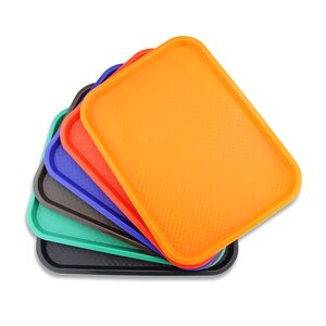 Fast Food Serving Tray (Set of 6)