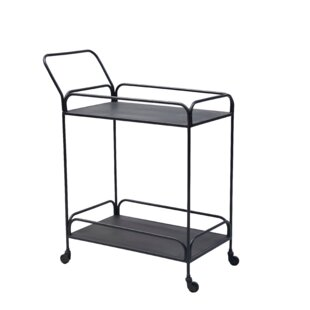 Courtenay Serving Cart By Ebern Designs