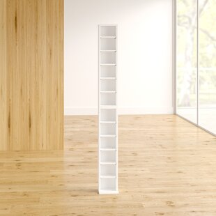 Multimedia Storage Rack By 17 Stories
