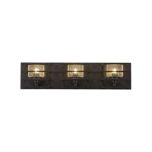 Caire 3-Light Vanity Light by World Menagerie