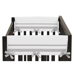 Hotel Side Crib Rail Guard Cover (Set of 2) BySweet Jojo Designs