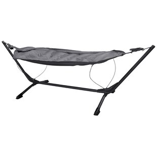 Steinar Hammock With Stand By Sol 72 Outdoor
