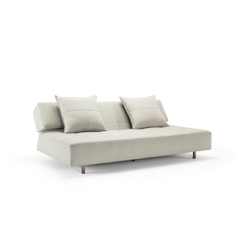 Innovation Living Inc. Long Horn Convertible Sofa & Reviews | Perigold