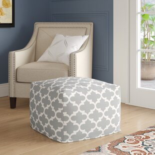 Cashwell Pouf by Andover Mills