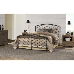 Rubino Panel Bed by Gracie Oaks