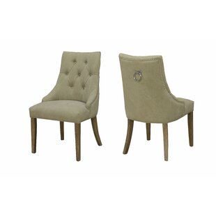 Terrie Upholstered Dining Chair (Set of 4)