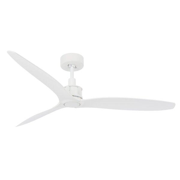 White Wicker Ceiling Fan Wayfair