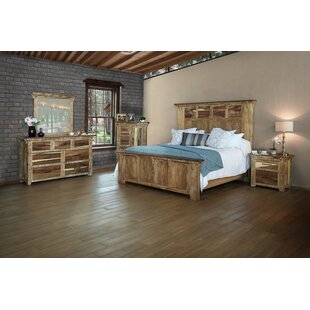 Artisan Home Furniture Panel Configurable Bedroom Set