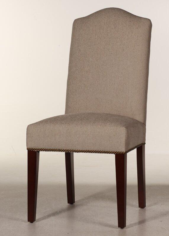 Sloane Whitney Durham Upholstered Parsons Chair