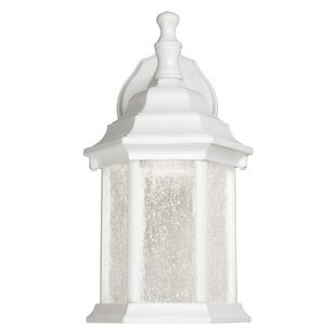 Will LED Outdoor Wall Lantern by Charlton Home