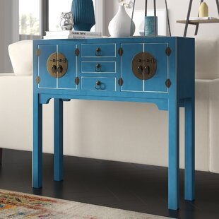 Chinese Console Table By Bloomsbury Market